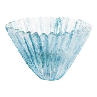 Tessa Clegg Pate De Verre Vase For Sale