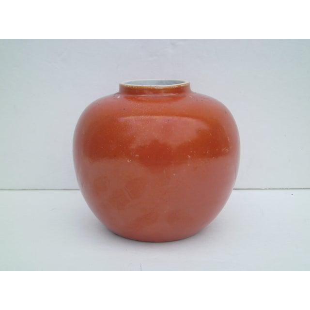 Antique Chinese Ginger Jar - Image 3 of 10