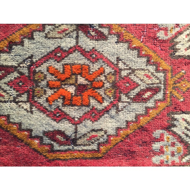 "Anatolian Persian Rug - 1'6"" X 3'3"" - Image 6 of 9"