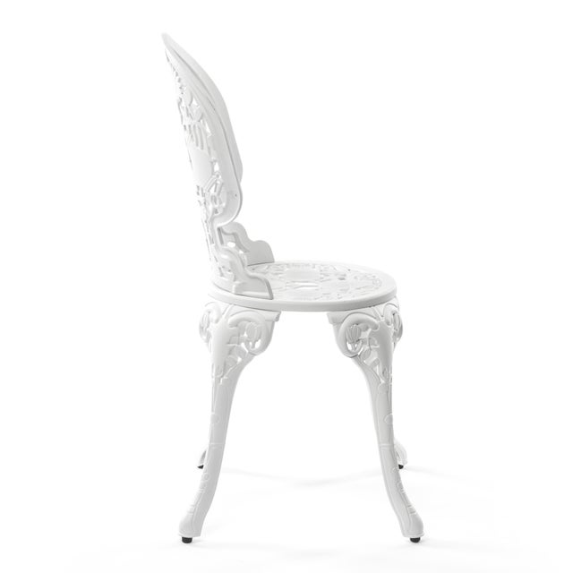Art Nouveau Seletti, Industry Chair, Indoor/Outdoor, White, Studio Job, 2017 For Sale - Image 3 of 5