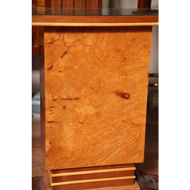 Pair of French Art Deco Side Tables For Sale - Image 9 of 10