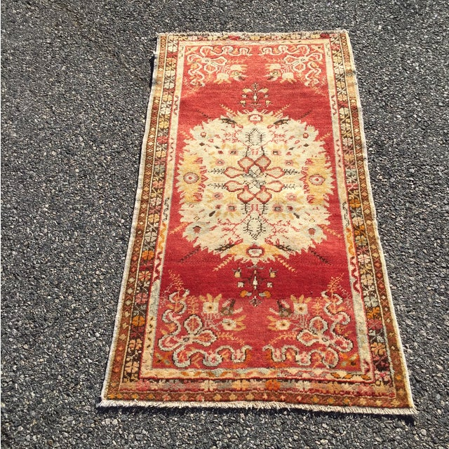 Anatolian Persian Rug - 2'5'' X 4'9'' - Image 2 of 8