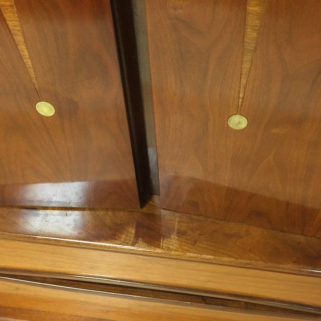 Walnut Mid-Century Dresser - Image 11 of 11