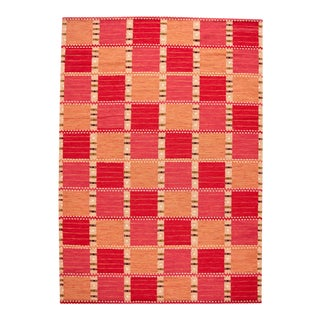 21st Century Modern Swedish Style Rug For Sale