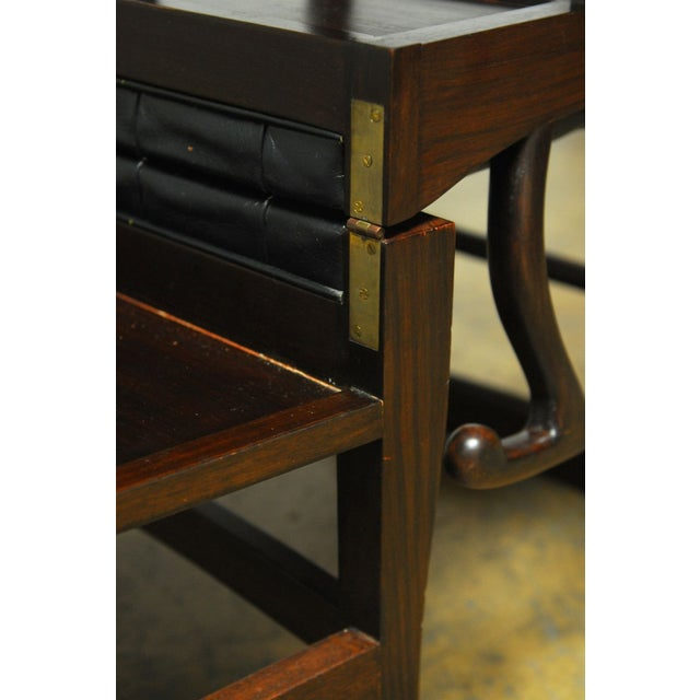 Rosewood Metamorphic Chair by Charlotte Horstmann - Image 10 of 10