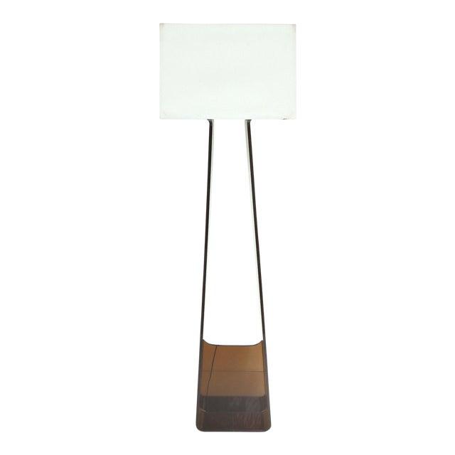 Pablo Tube Top Floor Lamp Chairish