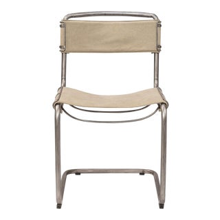Canvas Field Aviator Chairs - a Pair