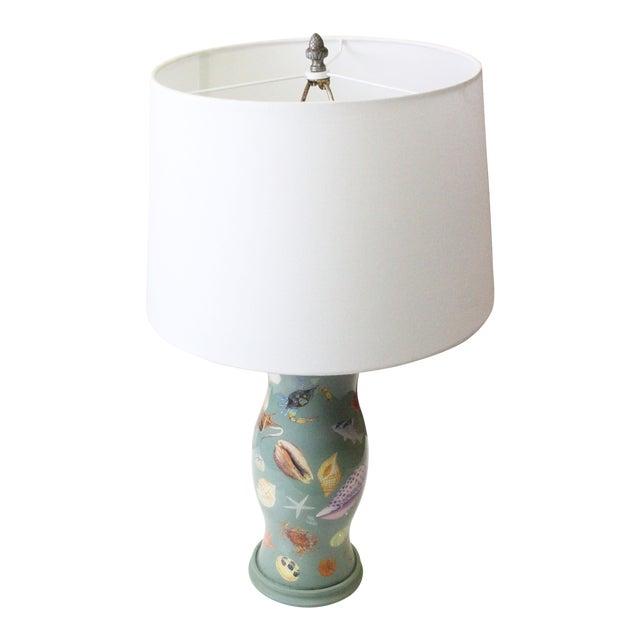 Sea Creature Lamp For Sale