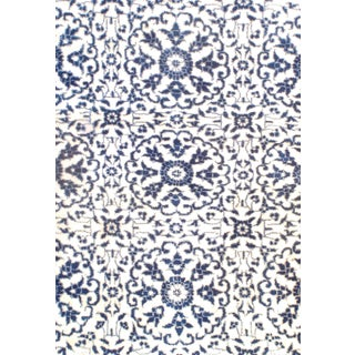 Modern Hand Knotted Rug - 4' X 6' For Sale