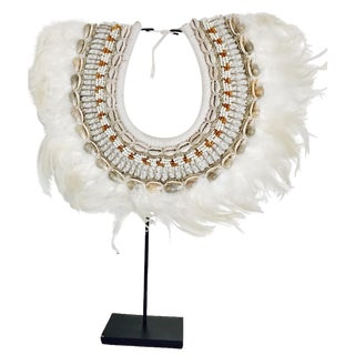 Tribal Feathers Necklace