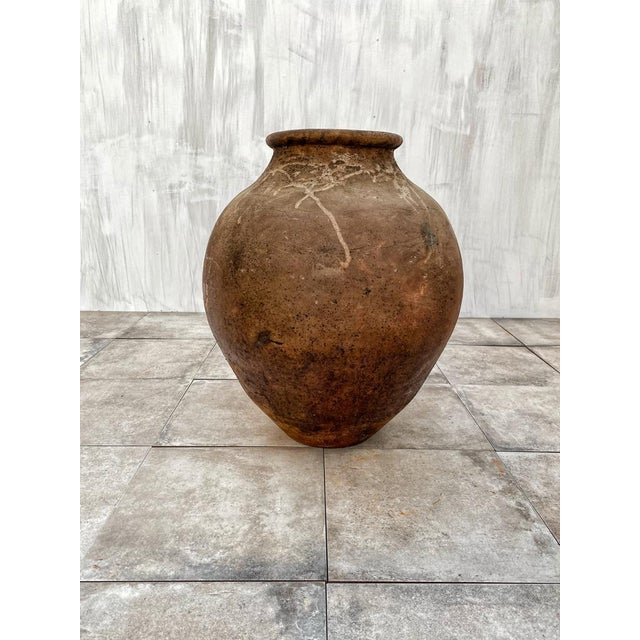 Burnt Umber Late 19th Century Spanish Vessel For Sale - Image 8 of 8