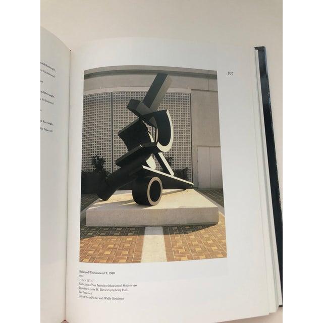 Fletcher Benton Sculpture Hardback For Sale - Image 6 of 13