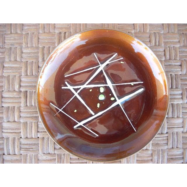 Enamel on Copper Plates - Set of 3 - Image 3 of 7