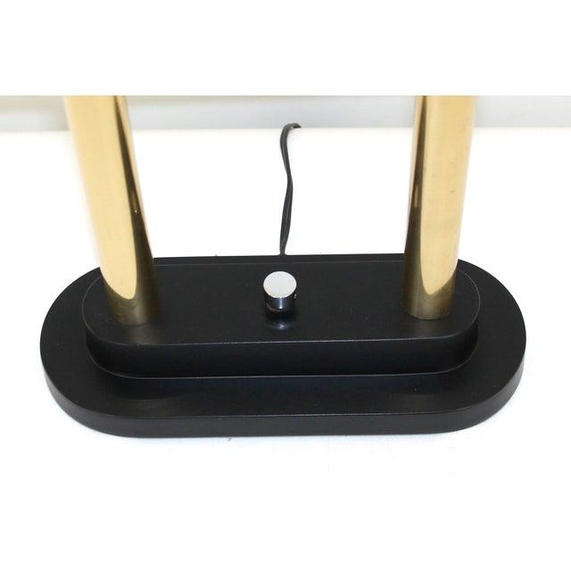 Sonneman Post-Modern Banker's Desk Lamp For Sale - Image 5 of 8