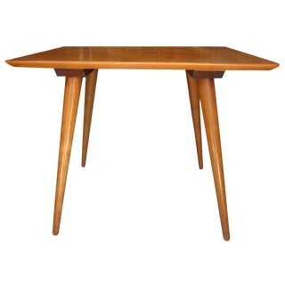 1950s Mid-Century Modern Paul McCobb Side Table For Sale