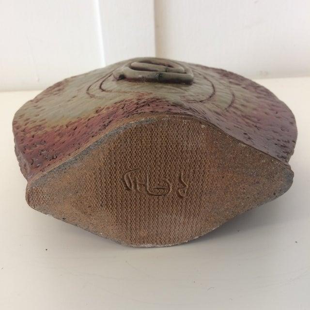 Ceramic Mid-Century California Ceramic Vase by Read For Sale - Image 7 of 10