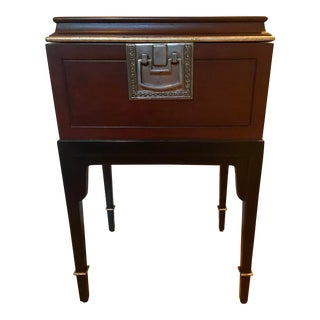 Marge Carson Tao End Table For Sale