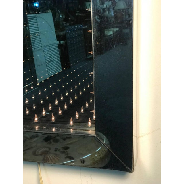 1970s 1970's Infinity Mirror For Sale - Image 5 of 8
