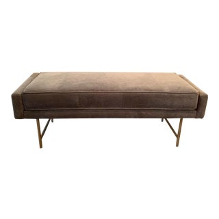 Modern Blu Dot Bank Bench For Sale