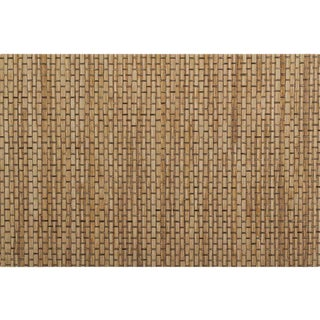 Sample, Maya Romanoff Island Weaves: Port Of Call - Woven Jute & Paper Wallcovering For Sale
