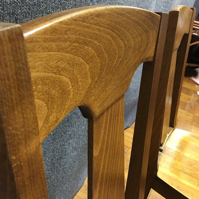 Pottery Barn Loren Dining Chairs - A Pair - Image 3 of 5