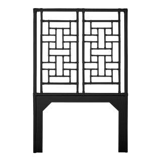 Ohana Headboard Twin - Black For Sale