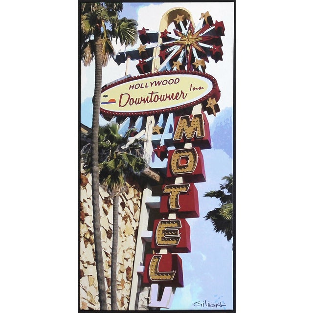 """""""Hollywood Downtowner"""" Original by Michael Giliberti - Image 2 of 9"""
