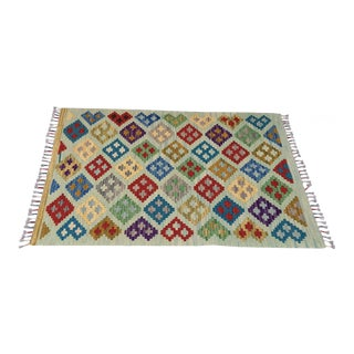 Turkish Handwoven Kilim
