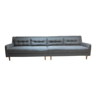 Mid Century Modern Sectional Sofa For Sale