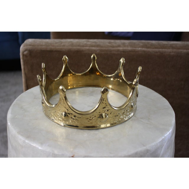 Gold Ceramic Crown - Image 3 of 8