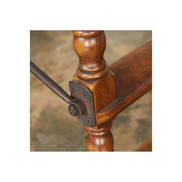 Jacobean Vintage Jacobean Style Ladder For Sale - Image 3 of 7