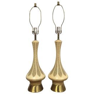 Quartite Creative Table Lamps - Pair