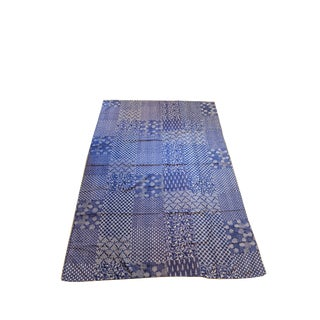 Indian Abstract Kantha For Sale