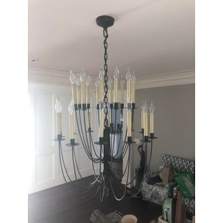 Thomas O'Brien Double Tier Chandelier Preview