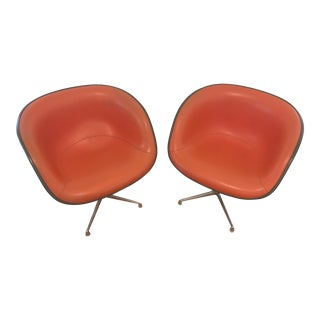 Eames La Fonda Del Sol Alexander Girard Chairs - a Pair For Sale