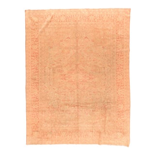 Hand Knotted Indian Amritsar Wool For Sale