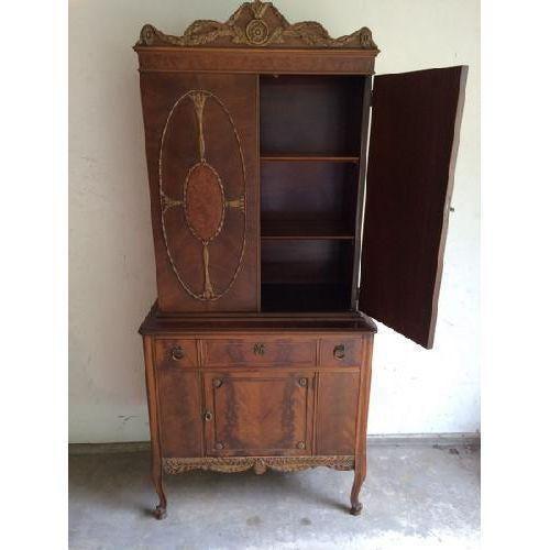 Batesville Vintage Wooden Cabinet - Image 3 of 8