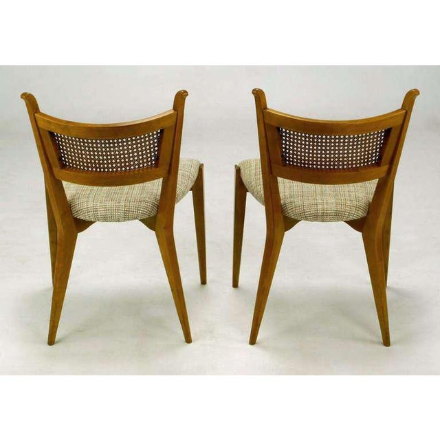 Set Six Edmond Spence Swedish Dining Chairs For Sale In Chicago - Image 6 of 11