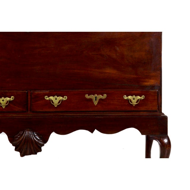 18th Century English Antique Chest of Drawers for Wine Storage For Sale - Image 6 of 13