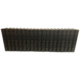 Early 19th Century Antique Anatole France Novels - Set of 19 For Sale
