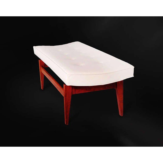 Jens Risom Floating Bench, 1950s For Sale In Detroit - Image 6 of 7