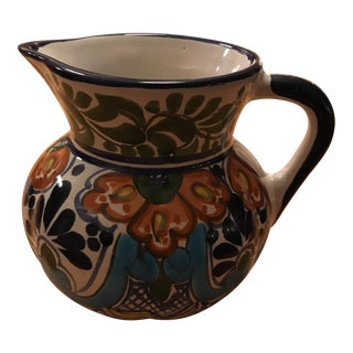 Ceramic Mexican Water Jug