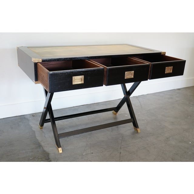1950s Mid-Century Italian Desk/Console For Sale - Image 5 of 9