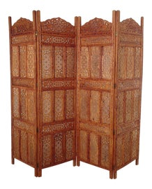Image of Anglo-Indian Screens and Room Dividers