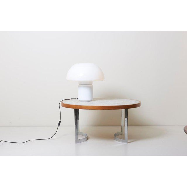 Table Lamp Mod. 625 / Mushroom by Elio Martinelli for Martinelli Luce. 3 x E27 / A bulb. To be on the safe side, the lamps...