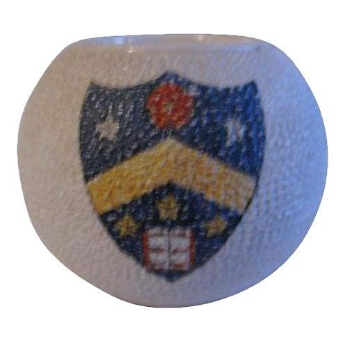 Staffordshire English School Crest Match Striker - Image 1 of 3