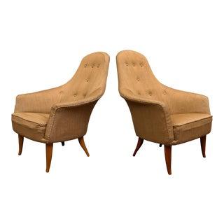 Kerstin Hörlin-Holmquist Adam Chairs For Sale