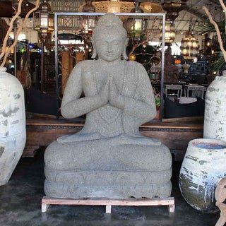 Giant Stone Sitting Buddha Preview