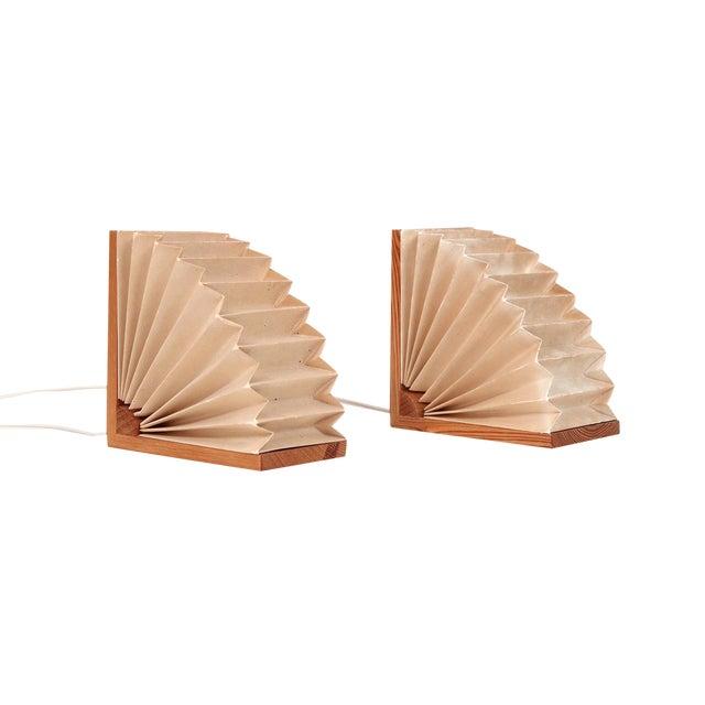 Noah Slutsky Table Lamps - a Pair For Sale