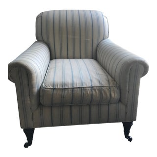 Late 20th Century Vintage Barclay Butera Sydney Chair For Sale